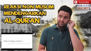 Video PUBLIC REACT TO HEARING QUR'AN FOR THE FIRST TIME! MP3, 3GP, MP4, WEBM, AVI, FLV Agustus 2017