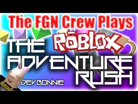 The FGN Crew Plays: Roblox - Adventure Rush (PC)