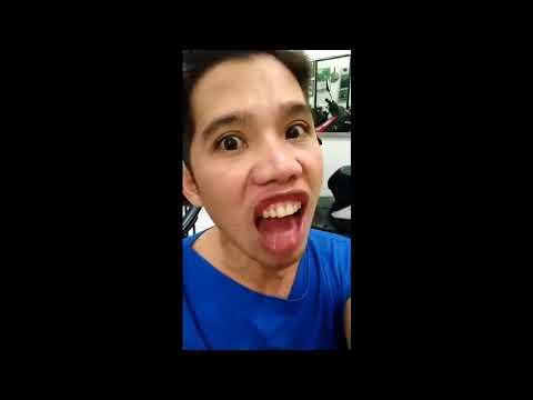 video lucu bahasa rejang (onny make up)