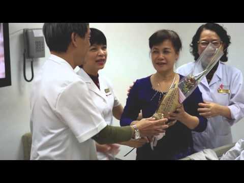 Mừng 8-3 ngập tràn nụ cười tại Hưng Việt