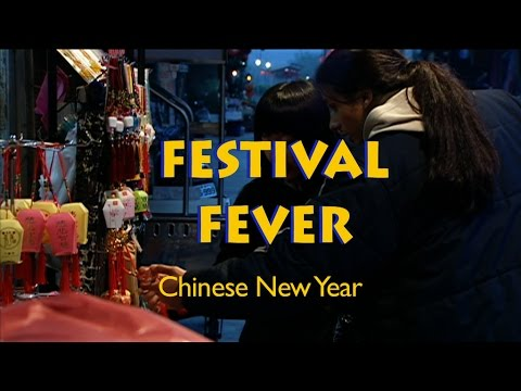 Festival Fever - Chinese New Year