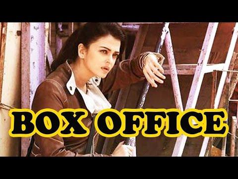 Box Office: Aishwarya Rai Bachchan's Jazbaa Firs