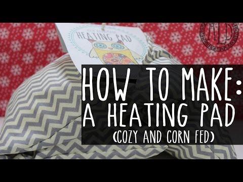 Make a Heating Pad