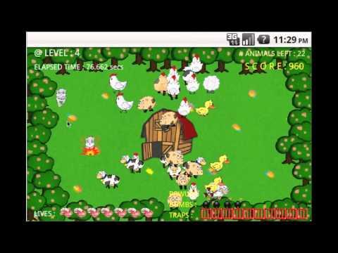 Video of Farm Vs Wolves