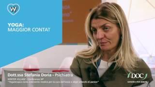 Dott.ssa DORIA - Yogaterapia e depressioni lievi