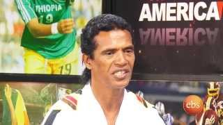 Sport America Interview with Master Abdi Kedir