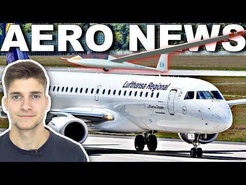 Warum Sich Zwei Flugzeuge übersehen! Segelflugzeug & Passagierflieger
