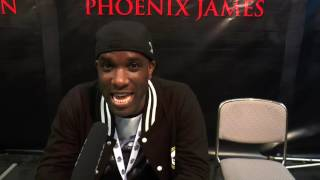 Phoenix James at Role Play Convention in Cologne Germany