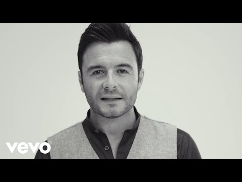 Shane Filan - Beautiful In White (Official Video) (видео)