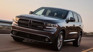 2014 HEMI Dodge Durango R/T First Drive 0-60 MPH Review: Don't Tell Dodge We Posted This Review