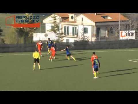 Cupello - Paterno 1-0