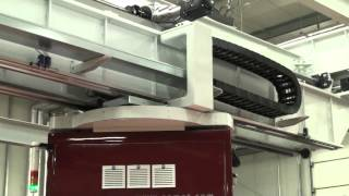 Magna S - Suspended 360° rotating High Frequency Welder