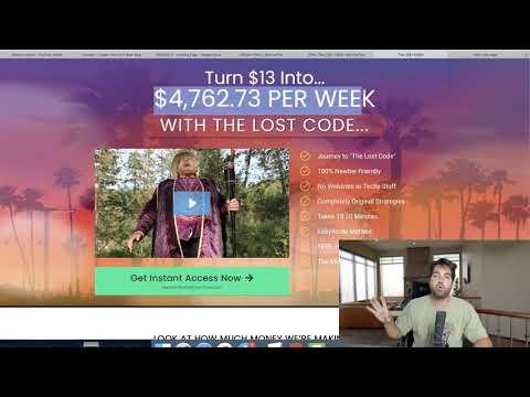 Episode 2 - Dot Com IM Millionaire - The Landing Page