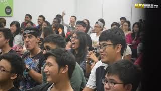 Video Teacher Beatboxes in Class - Maxmantv MP3, 3GP, MP4, WEBM, AVI, FLV Januari 2019