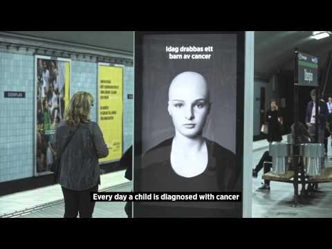 DOJEMNÉ VIDEO: Nejkreativnější způsob vybírání peněz proti rakovině!