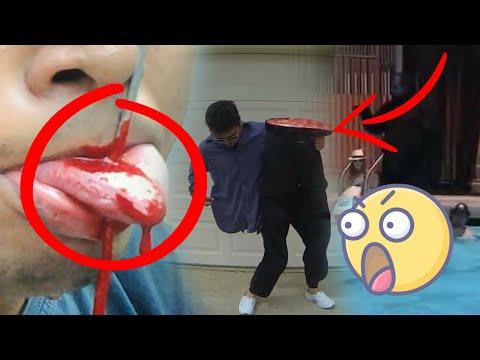 Download Video NO 3 BIKIN BIKIN NGILU!!! 5 AKSI SULAP GAGAL YANG BERAKHIR TRAGIS BERHASIL TEREKAM KAMERA