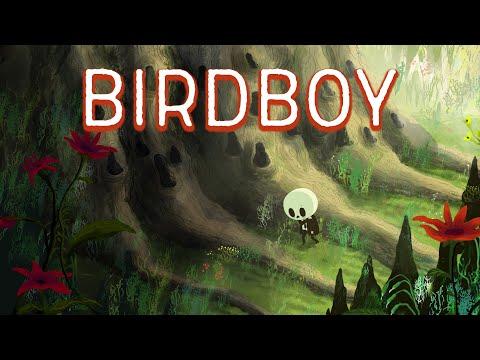 Birdboy: The Forgotten Children - Trailer | Spamflix