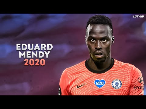 Edouard Mendy 2020 - Welcome to Chelsea | Best Saves Show | HD