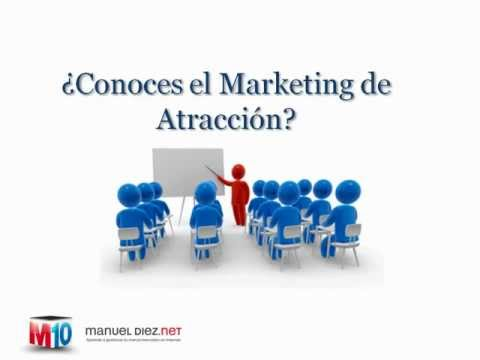 0 ¿Conoces el Marketing de Atracción?