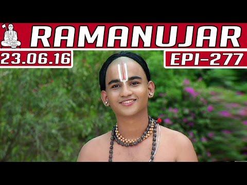 Ramanujar-Epi-277-23-06-2016-Kalaignar-TV