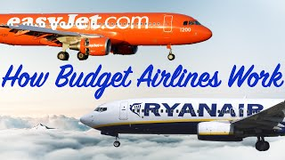 Video How Budget Airlines Work MP3, 3GP, MP4, WEBM, AVI, FLV Juni 2018