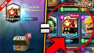 💣 Hoy Veremos 7 Cartas que deberían añadir a Clash Royale como Infernalito, Super Pekka, trio de magos, esbirros venenosos, la máquina bélica, sabueso de hielo, doble cañón y Mucho MÁS.🔥Redes OFICIALES del Canal:➜Twitter: https://twitter.com/TheMike2311  ➜Instagram: https://instagram.com/themike2311/➜CRACKS:►ByMaxx: https://www.youtube.com/channel/UCX4_neTqzb70JUh93Dony-A►DollarGames: https://www.youtube.com/channel/UCpPF2MdnwJlep2xKEre4NKw►Antrax:https://www.youtube.com/channel/UCNbwP-bKUlKrE_5qDwvFILQ