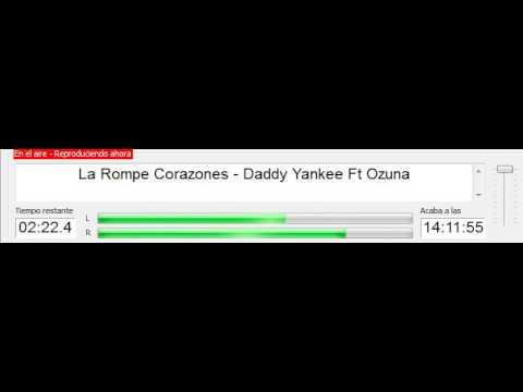 La rompe corazones_Daddy Yankee,Ozuna