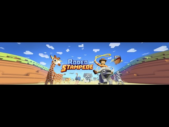 Rodeo Stampede - Sky Zoo Safari Trailer