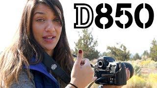 Video Nikon D850 Review: Best Camera Ever? MP3, 3GP, MP4, WEBM, AVI, FLV Juli 2018