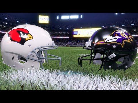 Ravens vs cardinals #ravenswin #ravensnatiion