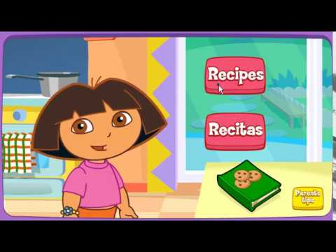 Cartoon. Walkthrough. Dora The Explorer. Dora's Cooking In La Cucina. Collection. Games Cartoons.