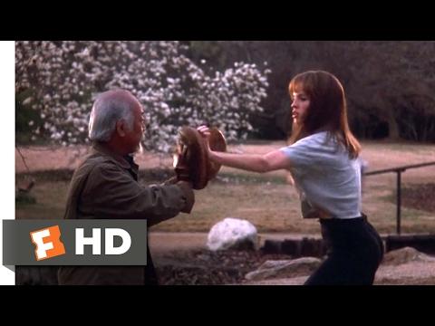The Next Karate Kid (1994) - Julie's Training Scene (6/10) | Movieclips