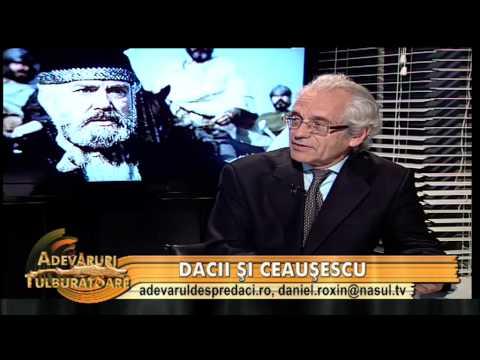 DACII și Ceaușescu de Daniel Roxin