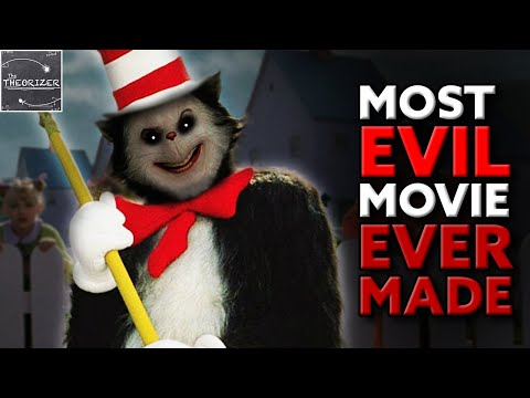 The Single Most Disturbing Movie Ever Created - The Cat in the Hat [Theory]