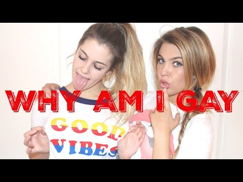 WHY AM I GAY ? CACI TWINS (видео)