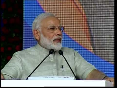"PM's Speech to Inaugurate ""Arena Project"" by TransStadia in Gandhinagar, Gujarat"