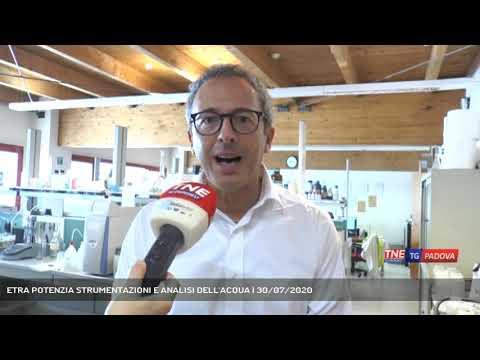 ETRA POTENZIA STRUMENTAZIONI E ANALISI DELL'ACQUA | 30/07/2020