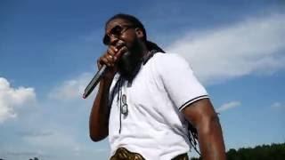 Pastor Troy performing the GA Anthem