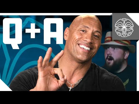 The Rock Makes Grown Men Cry - Seven Bucks June Q&A