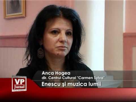 Enescu şi muzica lumii