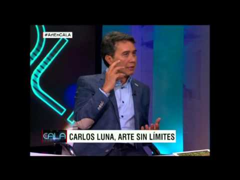 Carlos Luna: Ismael Cala Interview 2015