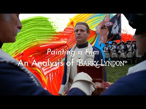 Painting a Film: An Analysis of Barry Lyndon