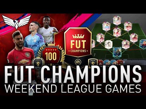 *LIVE* PRE SEASON FUT CHAMPS GAMES - WEEKEND LEAGUE - FIFA 20 Ultimate Team