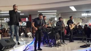 Sammy Simorangkir - Dia (Live) di Citraland Video