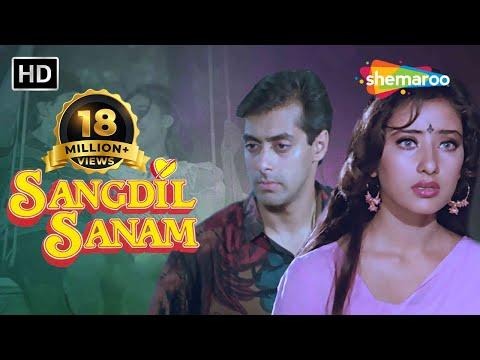 Sangdil Sanam (HD) Hindi Full Movie - Salman Khan - Manisha Koirala - Hindi Romantic Movies (видео)