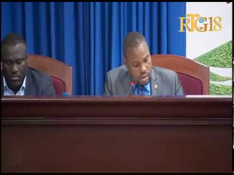 Parlement haïtien. / L'assemblée des députés a voté le projet de loi des finances 2017-2018