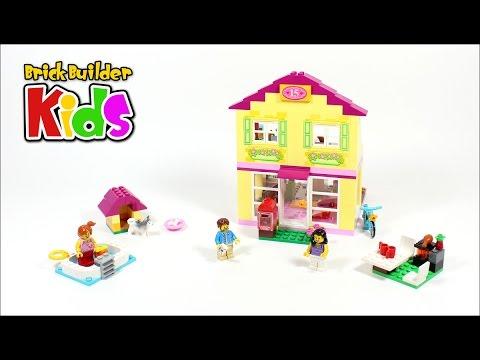 Vidéo LEGO Juniors 10686 : La maison