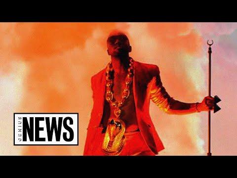 How Kanye's 'My Beautiful Dark Twisted Fantasy' Saved His Career | Genius News