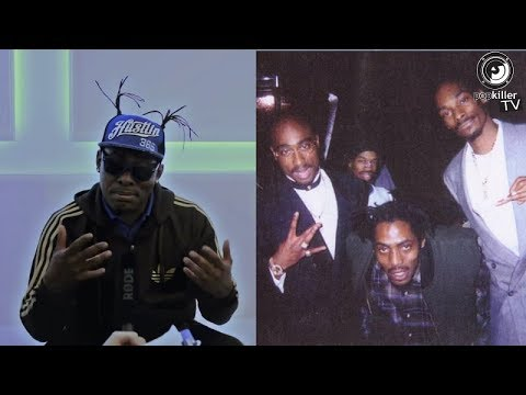 "Coolio ""I Did A Song With 2Pac. He Told The Engineer To Erase It"" (Popkiller.pl)"