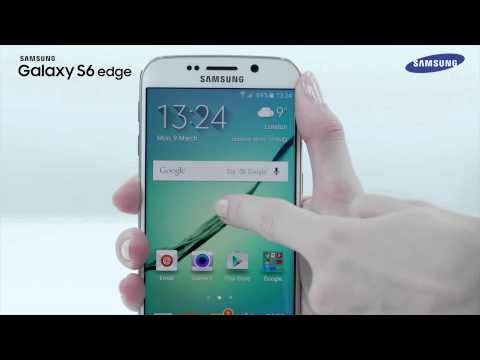 Samsung Galaxy S6 Edge - nowe funkcje Ekranu Startowego